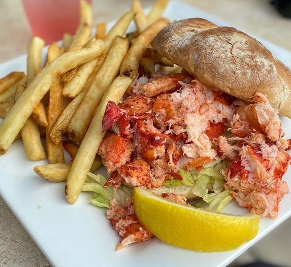 Best Lobster Roll South Shore